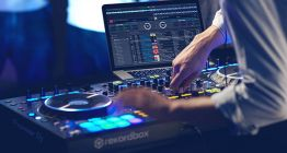 The difference between background music and a DJ