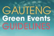 Gauteng Green Events Guideline
