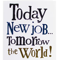 Today New Job