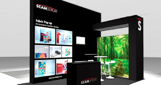 Exhibiting made easier, and more affordable