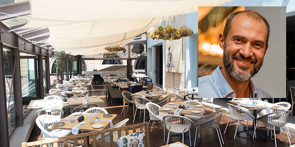MICE TALK: Charles de Olim, Pappas and the makings of a renowned restaurant